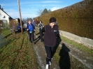 Interner Silvesterlauf/Walk 09