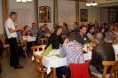 Jahreshauptversammlung und Jahresabschlußfeier  -  31.10.2015